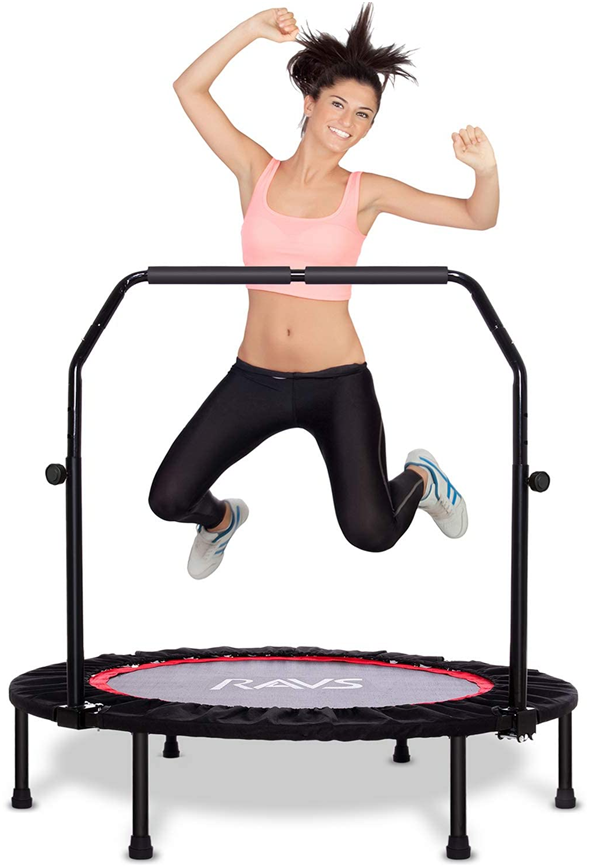 Jumping on a Trampoline Might Be the Best Workout Yet